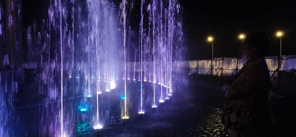 Pembuat smart fountain